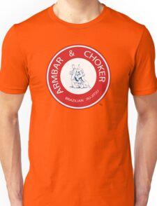 Armbar & Choker BJJ Unisex T-Shirt
