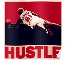 The Worm: Hustle Poster