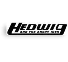 Hedwig and the Angry Inch Canvas Print