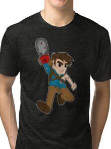 Ash Time Tri-blend T-Shirt