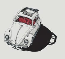 VW shadow w/ RED interior T-Shirt