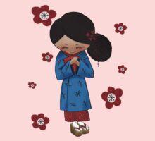 """""""Maiko"""" Apprentice Geisha Kids Clothes"""