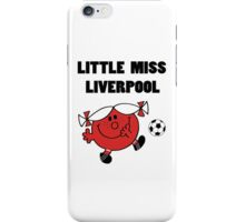Little Miss Liverpool iPhone Case/Skin