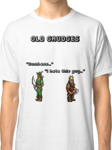 Old grudges Classic T-Shirt