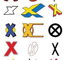 Mutant Alphabet by Jonathan Pereira