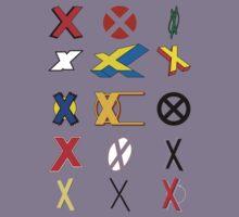 Mutant Alphabet Kids Tee