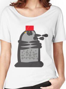 dalek fez Women's Relaxed Fit T-Shirt