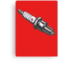 VW sparkplug Canvas Print