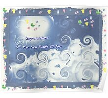 Welcome Baby Poster