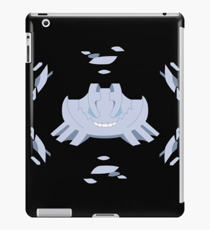 Mega Steelix iPad Case/Skin