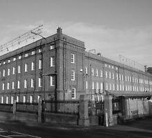 Horlicks Factory Slough, Berks by ClaretBadger