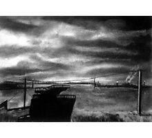 Windows of Desolation Photographic Print