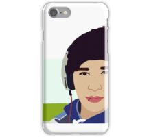 Luke Brooks iPhone Case/Skin