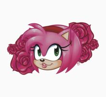 Never Fear, Amy Rose is Here! T-Shirt