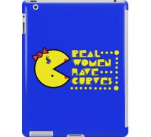 Pac Curves iPad Case/Skin
