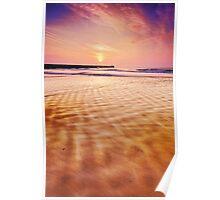 Walberswick Beach Suffolk 6. Poster