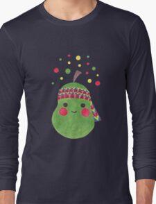 Hippie Pear Long Sleeve T-Shirt