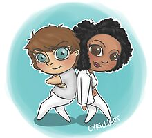 Adventures of 1D & LM Part 2 by cyrilliart