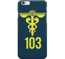Public Safety Bureau iPhone Case/Skin