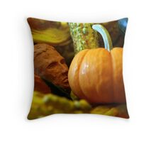 """WAWWE """"Change of Diet"""" Throw Pillow"""