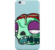 Carnihell #9 spaghetti brains zombie iPhone Case/Skin
