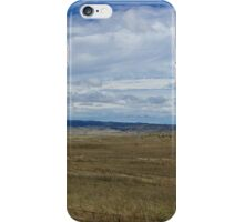 High Country Pano iPhone Case/Skin