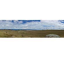 High Country Pano Photographic Print