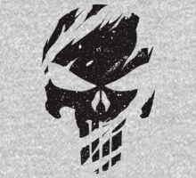 Faded Punisher by iHydra