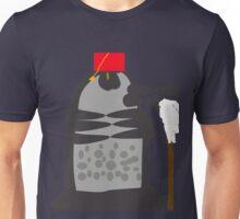 dalek fez and mop Unisex T-Shirt