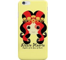 Ever After High Lizzie Hearts iPhone Case/Skin