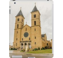 Cathedral of the Plains iPad Case/Skin