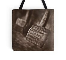 """ Old Land Rover ... Brake & Clutch  "" Tote Bag"
