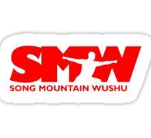Song Mountain Wushu Sticker