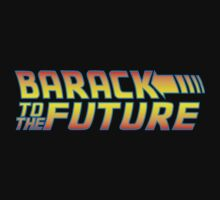Barack to the Future by stuartm65