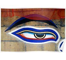 God's Eye Poster