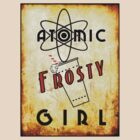 Atomic Frosty Girl by inception8