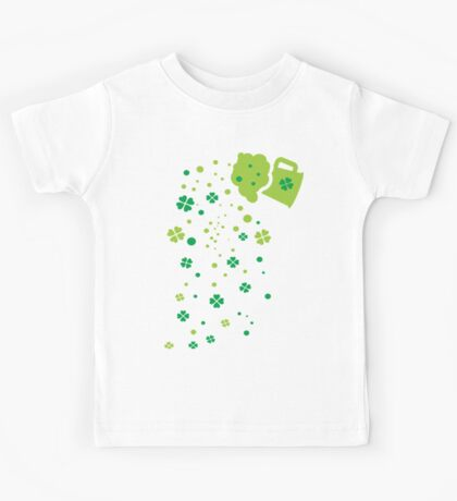Green Beer st.Patrick's day Kids Tee