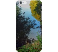 Reflections of my life | landscape photography iPhone Case/Skin