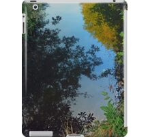 Reflections of my life | landscape photography iPad Case/Skin