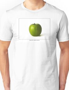 Granny Smith Apple Labeled Unisex T-Shirt