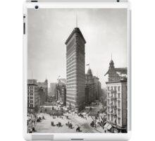 Flatiron Building 1905 iPad Case/Skin