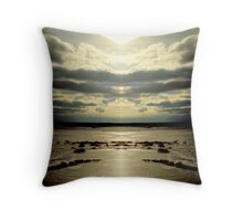 Churchill Sunset Throw Pillow