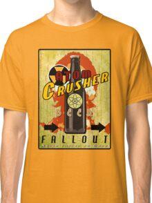Atom Crusher Beer Classic T-Shirt