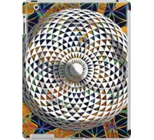 Flower of Life + Geometric Eye iPad Case/Skin