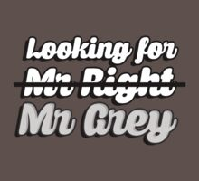 Looking for Mr Right (Mr Grey) by romysarah