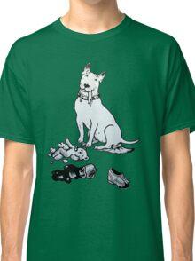 The Helpful Bull Terrier Classic T-Shirt
