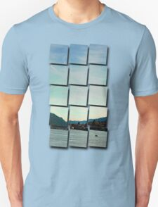 Peaceful river panorama | landscape photography T-Shirt