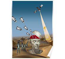I've got Dalek's on my mind Poster