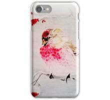The Bullfinch  iPhone Case/Skin