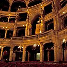 Hungarian State Opera House by phil decocco